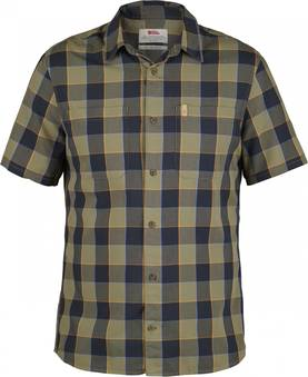 Fjällräven High Coast Big Check Shirt SS - Lyhythihaiset paidat - 79060 - 1