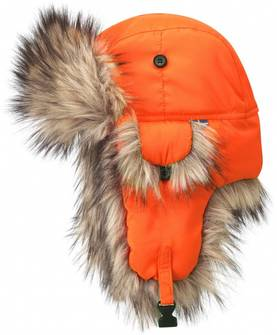 Fjällräven Winter Safety Heater Orange - Päähineet - 90462 - 1