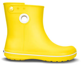 Crocs Jaunt Shorty Boot Women Yellow - Naisten Crocsit - 15769 - 1