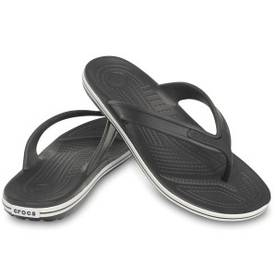 Crocs - Crocband Flip Low Black - Unisex - 15690B - 1